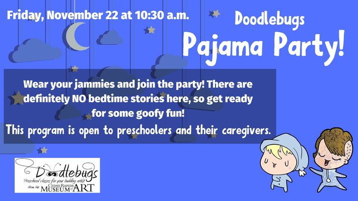Doodlebugs: Pajama Party