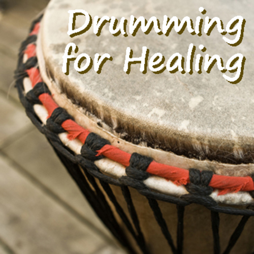 Drumming for Healing at Prairiewoods