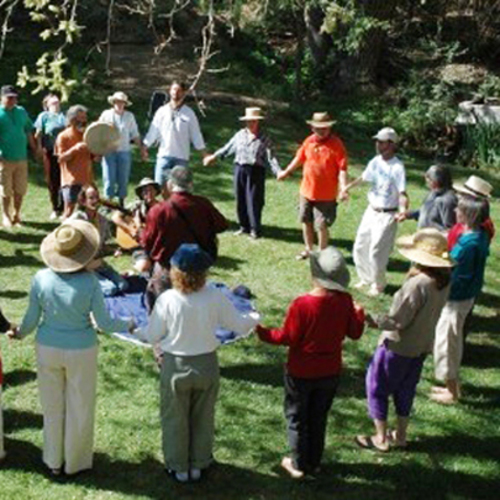 Dances of Universal Peace at Prairiewoods