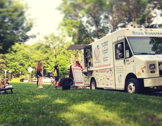 Search food truck redmond park