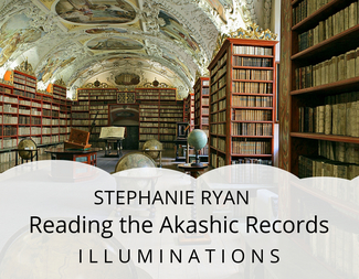 Search reading the akashic records
