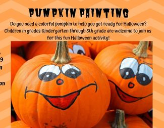 Search pumpkin painting