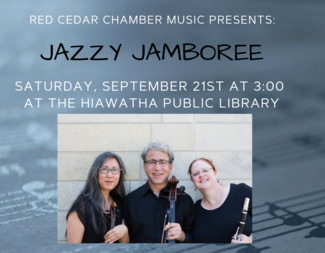 Search red cedar chamber music