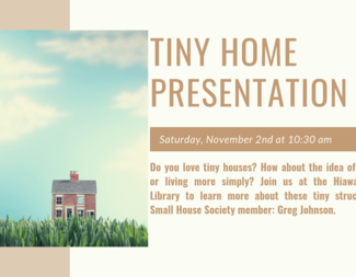 Search tiny home program