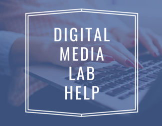 Search digital media lab help 4