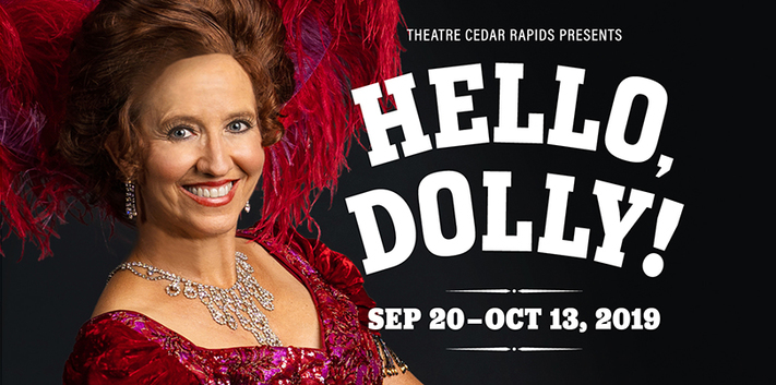 Hello, Dolly! at TCR