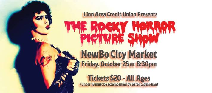 Rocky Horror Picture Show at NewBo City Market!