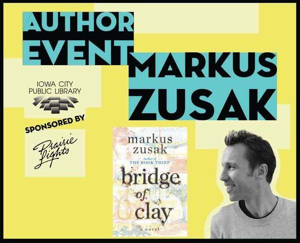 Author Event: Markus Zusak