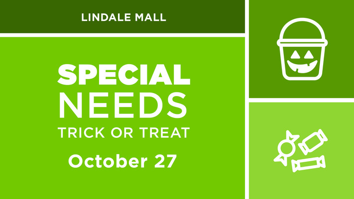 Special Needs Trick-or-Treat