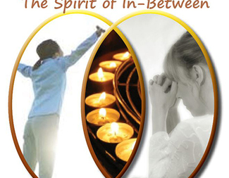 Search spirit of in between