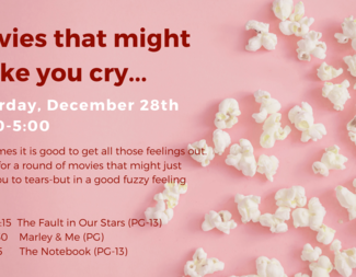 Search movies that might make you cry