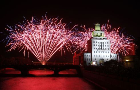 Ring in the Fourth of July with a bang