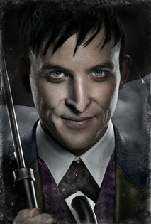 "Solon native Robin Lord Taylor stars as Oswald Cobblepot, who becomes the Batman nemesis Penguin, in ""Gotham."" The Fox television series -- an origin story of the  DC Comics super villains and vigilantes -- premieres at 7 p.m. Sept. 22.  (Justin Stephens/FOX)"