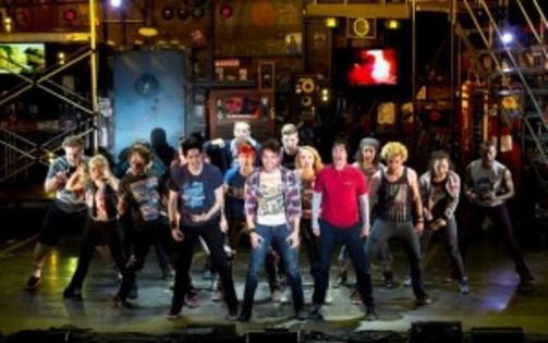 REVIEW: 'American Idiot' musical gives Paramount audience the time of their life