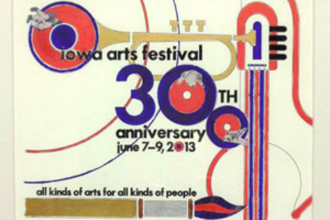 The top five arts and culture events in Eastern Iowa this week