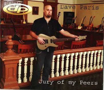 Expect the unexpected from Dave Paris's new CD