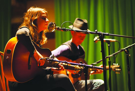 Englert's centennial culminates with the Iowa City Song Project
