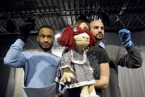 'Mayberry': Bold Hancher-commissioned play looks at race relations in Iowa City