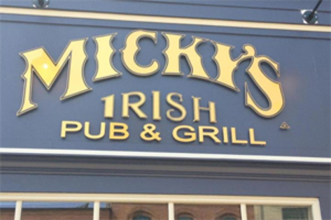Micky's Irish Pub back with new look and menu