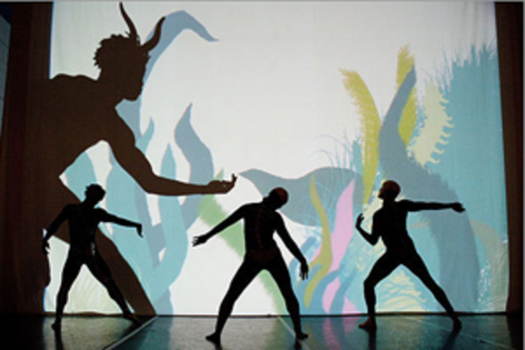 REVIEW: Pilobolus dancers bring high-style high jinks to Hancher presentations