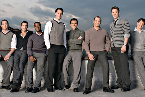 Get tickets Friday for Straight No Chaser at the Paramount in November