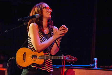 "REVIEW: ""Can't Help Falling in Love"" with Ingrid Michaelson"