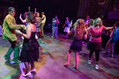 Photos from the 80s Throwback Prom Party at the Englert